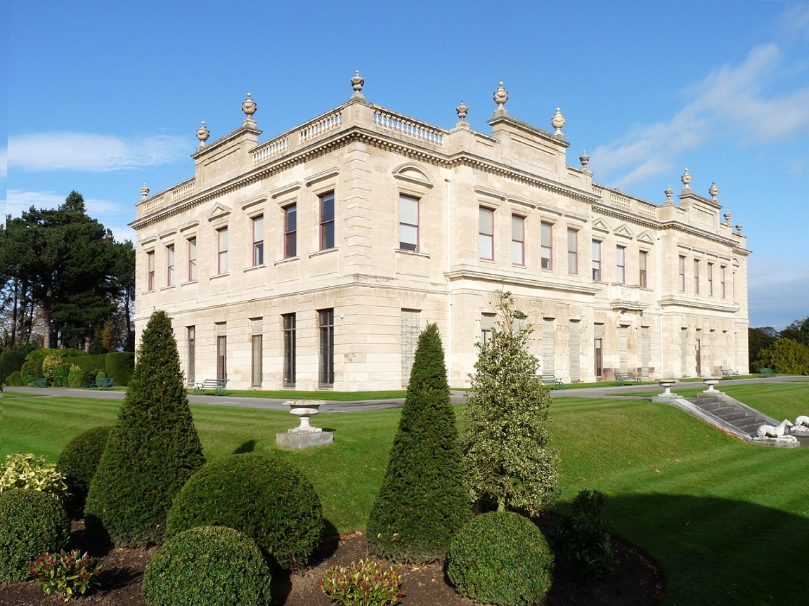 Brodsworth Hall, South Yorkshire