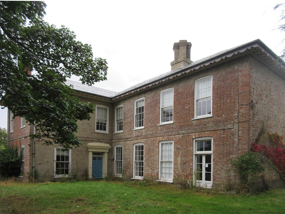 Friston Hall, Suffolk